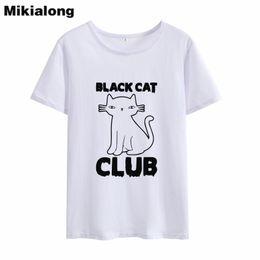 f92f8572a black cat club women Promo Codes - Women's Tee Mrs Win Black Cat Club Woman  Tshirt