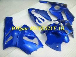 Kit di iniezione per carenatura per KAWASAKI Ninja ZX12R 02 03 04 05 ZX 12R 2002 2005 All blue Fairings set + regali KX05 da