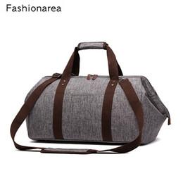 UK Waterproof Travel Bag Large Capacity Men Hand Luggage Women Travel  Duffle Bags Messenger Weekend Bag 4a95397108