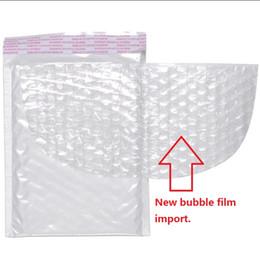 Paper Envelopes Peerless 2 Pcs 160x220mm Waterproof Bubble Envelope Yellow Packaging Mailing Bags Envelope Latest Technology