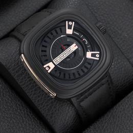 Montres de luxe pour hommes montres aaa watch célèbre marque 2018 nouvelle  montre à quartz homme carré ceinture en cuir en gros b5690c546c4