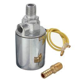 """Válvula solenóide elétrica on-line-Válvula elétrica resistente do solenóide 1/4 """"NPT para jogos do chifre do ar do caminhão do trem AUP_40S"""