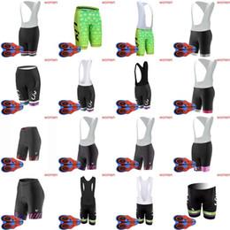 Wholesale Cycling Bib Shorts Women - 2018 Summer Breathable Liv Women Cycling Women Quick Dry 9D gel pad Bib Shorts Cycling Clothing Cycle Sportswear Hot Sale D1229