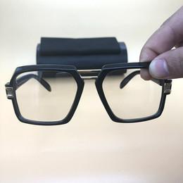 9c0b95c6897df clear plastic eyeglasses Australia - Luxury Sunglasses Clear Frame Eyewear  Plastic Mens Womens eyeglasses Designer Brand
