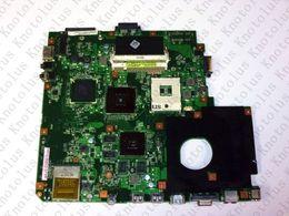 2019 prueba de la placa base 69N0FDM11B13-01 para la placa base del ordenador portátil Asus N51VN 60-NWBMB1100-B13 DDR2 Envío gratis 100% de prueba ok prueba de la placa base baratos