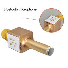 ys all'ingrosso Sconti Commercio all'ingrosso NUOVO Karaoke Ys-83 KTV cellulare senza fili cantare canzoni microfono Bluetooth 3 colori per la scelta