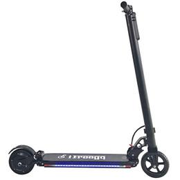Scooter plegable para adultos online-Freego ES - 06X Dos ruedas Scooter eléctrico plegable a prueba de golpes 6.6Ah batería Bluetooth 6.5inch scooter eléctrico plegable adultos
