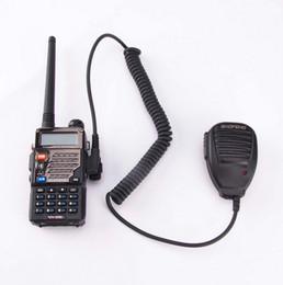 Wholesale Kenwood Radio Mic - BaoFeng Two-way Radio Speaker Mic for BaoFeng Kenwood Raido T000014
