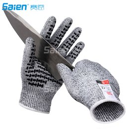 Wholesale Finger Protection - Cutting Protective Gloves - High Performance Level 5 Protection,EN388 Certified Hand Protection Silicone Non-Slip Gloves for Yard-work