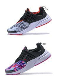 Wholesale Graffiti Colorful - WMNS Presto QS Women Men Running Shoes Colorful Graffiti Men Women Presto Ultra QS Outdoor Fashion Jogging Sneakers Size EUR 36-46