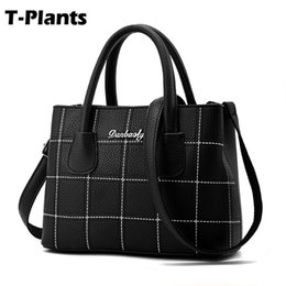 2019 bolsos baratos bolsos negros T-Plants Red Retro Bolso de mujer para mujer PU Monedero Bolsas baratas Totalizador negro Bolsos de la vendimia Color sólido Crossbody bolsos baratos bolsos negros baratos
