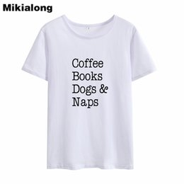 34b29f706bd ulzzang fashion summer shorts Coupons - Women s Tee Mikialong 2018 Ulzzang  Harajuku T Shirt Women Summer