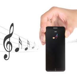 2019 мобильное радио mp4 Untra тонкий смарт-мобильный телефон A7 1.63 дюймовый сенсорный экран ключ двухдиапазонный один SIM-бар мобильный телефон Bluetooth радио MP3 MP4 плеер O4 дешево мобильное радио mp4