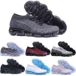 reputable site 81b6a 81361 En gros 2018 nouvelles chaussures de course hommes femmes de haute qualité pas  cher coussin d air 2018 nouvelle couleur chaussures de sport formateurs ...