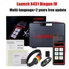 Wholesale Tester Launch X431 - 2017 New Launch X431 Diagun IV Powerful Diagnostic Tool with 2 years Free Update