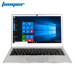 Wholesale Laptop 14 Screen - Jumper EZbook 3L Pro 14 inch FHD Screen laptop Intel Apollo Lake N3450 HD Graphics 500 6G RAM 64G eMMC ultrabook Dual Band Wifi