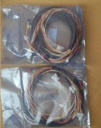 2019 conjunto de cables Cables del arnés de montaje del brazo Noritsu W412849-01 / W412849 (izquierda) + W412850-01 / W412850 (derecha) para minilabs digitales QSS 32 conjunto de cables baratos