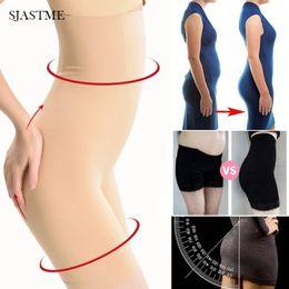 8455450c3f Women Sexy Slimming Trainer Seamless Underwear Thigh   Tummy Control  Postpartum Body Shaper Lift Hip Panties High Waist Bodysuit