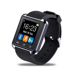 U8 bluetooth smart watch relógio de pulso smartwatch para iphone 4 4s 5 5s 6 6 s 6 plus samsung s4 s5 nota 2 nota 3 htc android telefone 2018 venda quente de Fornecedores de s4 telefones à venda