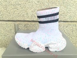 toddler ankle socks 2018 - Original White Black Children Soccer Cleats Mercurial Superfly CR7 Kids Toddler Shoes High Ankle Cristiano Ronaldo Children Sock Boots