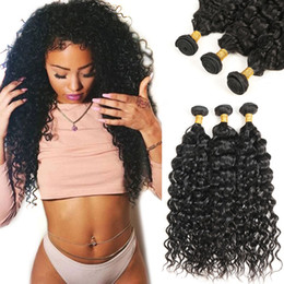 brazilian deep curly hair mix Coupons - 100% Brazilian Unprocessed Virgin Hair Italy Curly Human Hair Weave 3 Bundles Deep Curly Hair Extensions Mixed Length