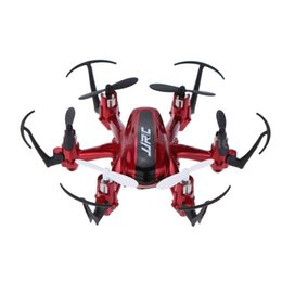 channel gyro Australia - H20 RC Quadcopter 2.4G 4Ch 6Axis Gyro Nano Hexacopter Drone CF RTF red O41U