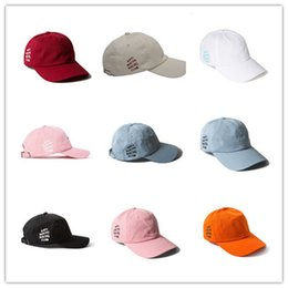 Good Selling Hat Black Baseball Cap Fashion kanye west bear dad caps  casquette hip hop Strapback sun drake ovo hats 138584d35b5f