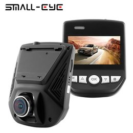 Wholesale Cars Windshield Eyes - Small-eye Car dvrs Dash Cam Video Dashboard and Windshield Recorder Full HD 1080P Car DVR 170 Degrees Wide Angle Night Vision