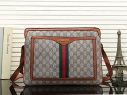 Argentina 2018 diseñador de la marca de los hombres de la PU bolso de cuero maletín Laptop Hombro Messenger Bag Hombre desgin bolsos carteras con etiqueta Suministro