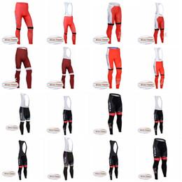 Wholesale Thermal Warm Tights - BORA KATUSHA team Cycling Winter Thermal Fleece (bib) pants keep warm Tights Bicycle clothes High Quality Sportwear D1939