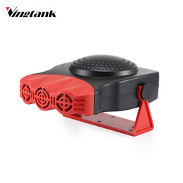 Ventiladores automáticos online-Vingtank 12V 150W Protable Auto Calentador del coche Calefacción Ventilador de refrigeración Ventana del parabrisas Demister Defroster Driving Defroster Demister