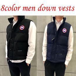 Canada TOP hommes veste en duvet d'oie veste épaississement extérieur chaud Canada homme veste de plume extérieure garder chaud et manteau froid Offre