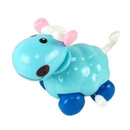 Clockwork Funny Toy Cartoon petit mouton Clockwork voiture jouets éducatifs Gift17nov06 ? partir de fabricateur