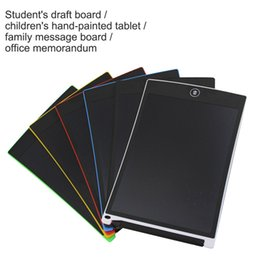Wholesale Drawing Tablet Toys - MINOCOOL 5 Style Drawing Toys LCD Writing Tablet Erase Drawing Tablet Electronic Paperless LCD Handwriting Pad