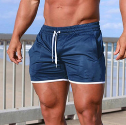ffdaca74ba swimming shorts xxl Promo Codes - Swimwear Board Shorts Men Boardshorts  Bermuda Surf Beach Briefs Swimming