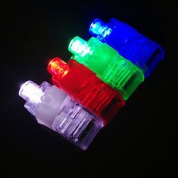 2019 anillos laser llevados La nueva lámpara colorida para el dedo Juguetes luminiscentes LED Lámpara láser para el dedo Lámpara de anillo Anillo de luz T4H0214 anillos laser llevados baratos