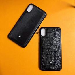capa fall iphone Rabatt Luxus leder capa für iphone x xs max xr 8 8 plus case vogue marke rückseitige abdeckung telefon schutz coque für iphone 6 6 s 7 plus fundas case