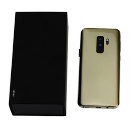 Wholesale Free Smartphone Tv - 6.2 Inch Goophone S8+ S8 Plus smartphone MTK6580 Quad Core 1GB RAM 16GB ROM Curve Screen 8MP Back Camera Free Ship