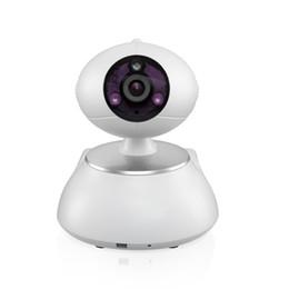 Caméra de surveillance sans fil HD WiFi à l'intérieur du moniteur avec détecteur de mouvement / inclinable ? partir de fabricateur