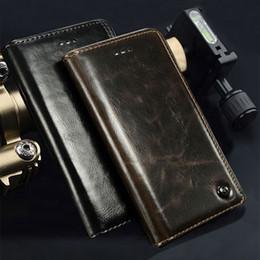 Роман великолепный высококачественный флип кожаный телефон задняя крышка 4.3 ' для SONY Xperia Z1 mini D5503 M51W Z1 компактный чехол supplier phone case for sony xperia z1 от Поставщики чехол для телефона sony xperia z1