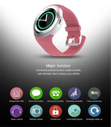 Wholesale track cards wholesale - Y1 Bluetooth SmartWatch Touch Screen Support SIM Card with Activity Tracking Pedometer Sleep Monitor Remote Camera for IOS Android 10pcs