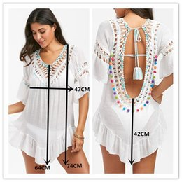 47eccb1fef549 Boutique Halo womens tanks camis beach blouse sexy colorful balls lace  Openwork white color summer clothes