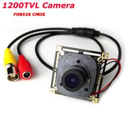 Wholesale Hd Filters - HD 1200TVL CMOS 960H IR CUT Filter Security Camera 2.8MM Lens Mini Board