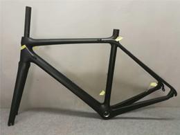 Bicicletas de trem taiwan on-line-2018 Promoção de Copa do Mundo mais barato Carbon Road Bike Quadro e Garfo, Made in Taiwan Fábrica, Venda Limite