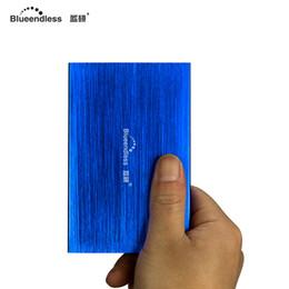 Argentina caja de disco duro externa sata 2.5 hdd gabinete usb 3.0 cofre de aluminio para laptop / caja de disco de escritorio con cable USB Blueendless cheap hard disk sata desktop Suministro