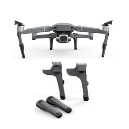 controlador de vuelo cc3d Rebajas Soporte de repuesto para soporte de tren de aterrizaje extendido Reemplazo Ajuste para drones DJI Mavic 2 Accesorios