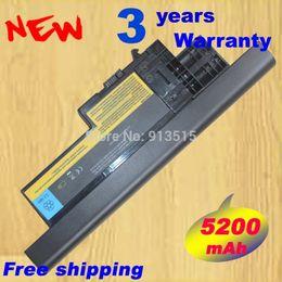 ion portable Promotion 14.4V 5200mAh HOT nouvelle batterie d'ordinateur portable pour IBM Lenovo ThinkPad X60 X60s X61 X61s 40Y6999 40Y7001 40Y7003 LIVRAISON GRATUITE