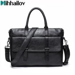 Wholesale Netbook Bag Case - Laptop Shoulder Bag for Male Crossbody Netbook Handbag Men Business Bag Casual Tote Unique Design Case HOT Sale KY-103