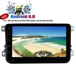 Vw schlag bluetooth online-Quad Core Android 6.0 EinCar Auto Stereo 8 '' HD Touchscreen Doppel Din GPS-Autoradio für VW In Dash Navigation Fahrzeug Headunit