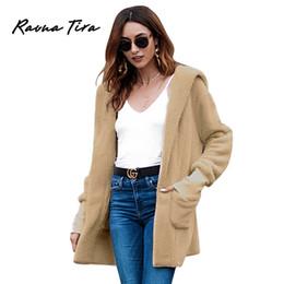 f6689555fe05 Faux Fur Oversized Jacket Coat Winter Soft Long Sleeve Brown Warm Hairly Jacket  Women Autumn Streetwear New Female Overcoat